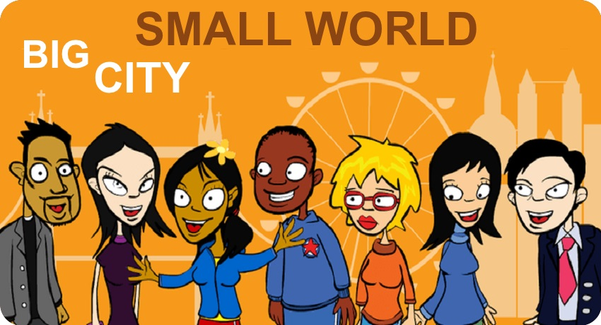 سری Big City Small World (British Council)