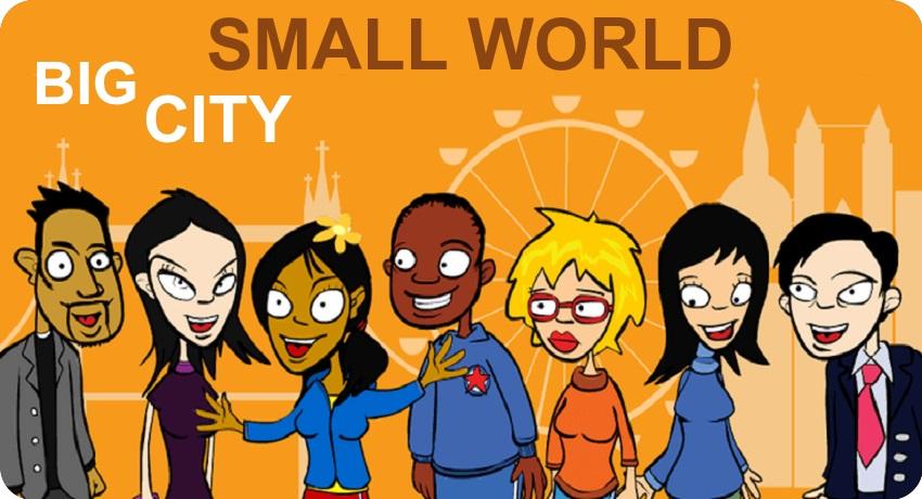سری Big City Small World (British Council)