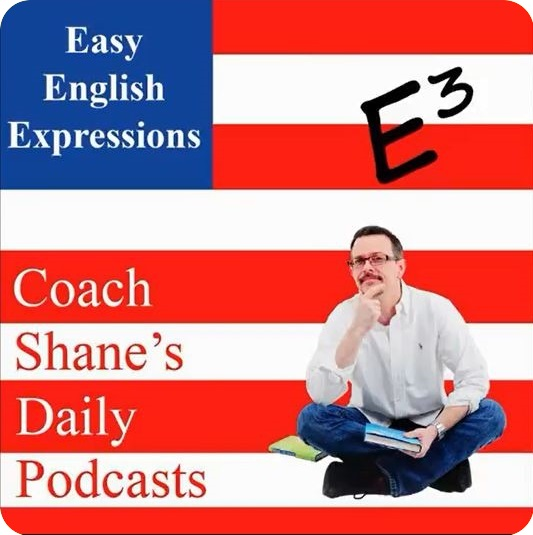ZABANDAN | Coach Shane (Daily Easy English Expression Podcast) - مجموعه انگلیسی همراه با «Coach Shane»