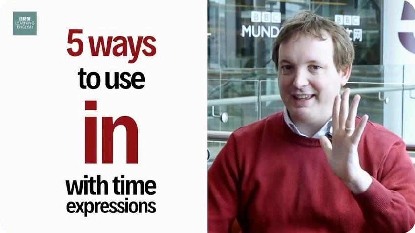 مجموعه BBC Learning English | English In A Minute