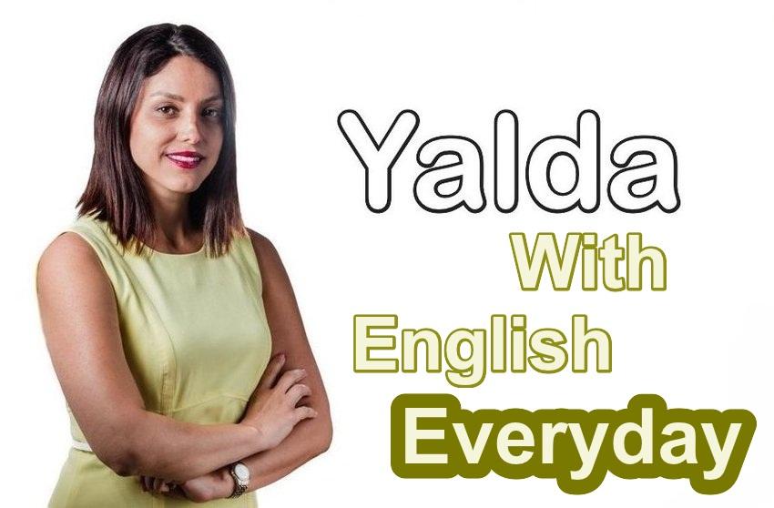انگلیسی روزمره با یلدا - آموزش مکالمه انگلیسی - زبان دان