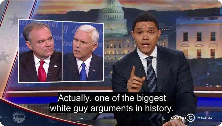 ZABANDAN | United States presidential debates, 2016 #02 - funny